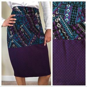 LuLaroe Cassie Skirt - STRETCH Large 14 - 16 NEW